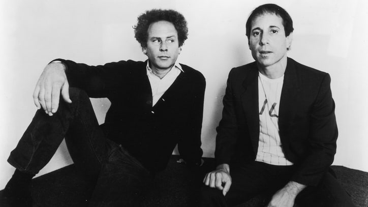 Flashback: Simon and Garfunkel Perform 'Old Friends' in 1977
