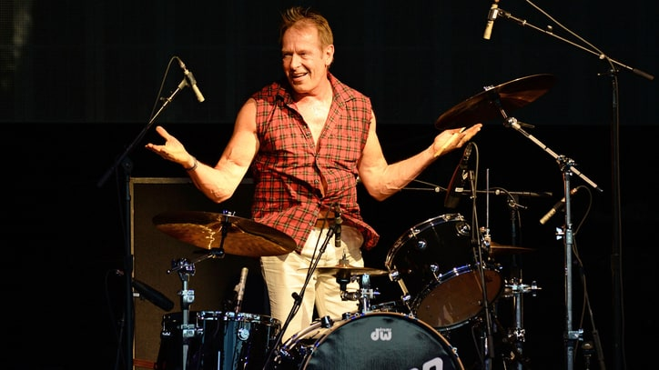 Review: Bad Company Drummer Simon Kirke Simmers on 'All Because of You'
