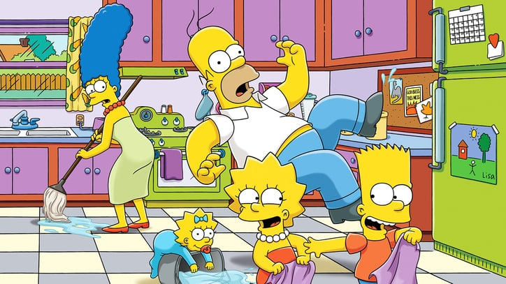'Simpsons' Plot All-Star Hip-Hop Homage to 'Great Gatsby'
