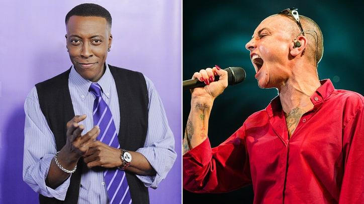 Arsenio Hall Drops Sinead O'Connor Lawsuit Over Prince Drug Comments