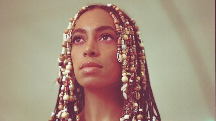 Review: Solange's 'A Seat at the Table' Walks Softly, Speaks Radically