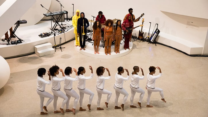 Solange Dominates Space, Tears Down Walls at Masterful Guggenheim Show