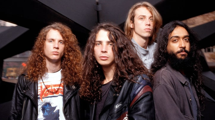 Hear Soundgarden's Loose, Unreleased 'Rusty Cage' From Box Set