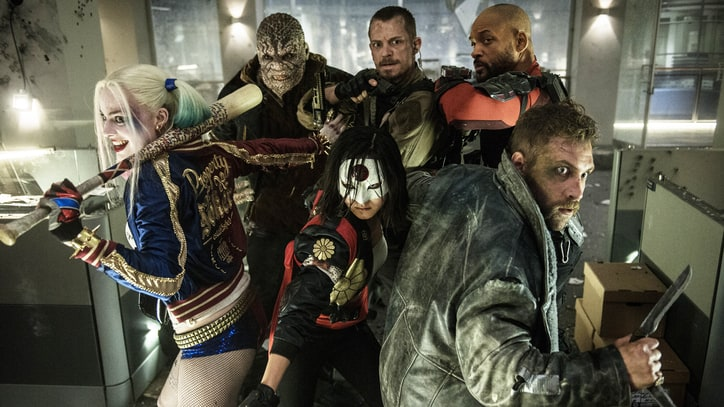 On the Charts: 'Suicide Squad' Reigns Again