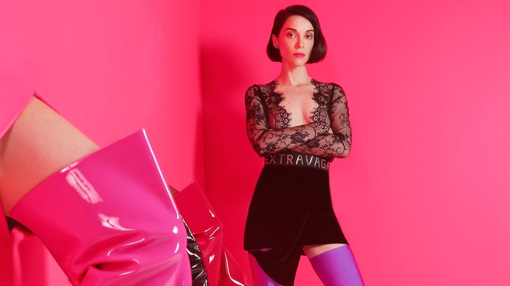 Hear St. Vincent's Melancholy New Song 'New York'