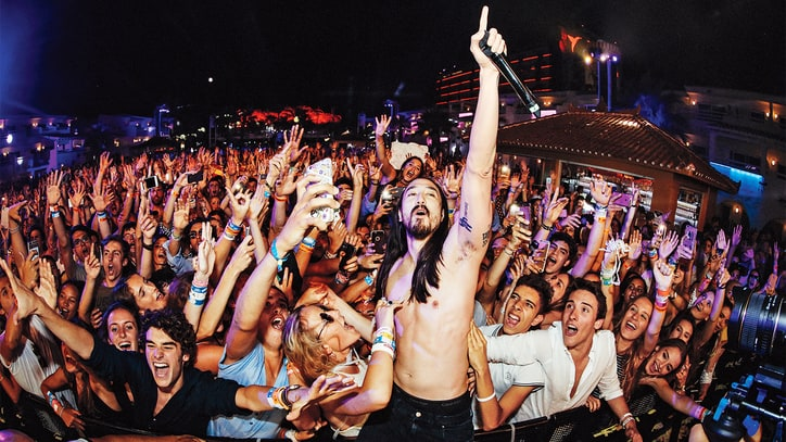 Inside Steve Aoki's Quest for EDM Immortality