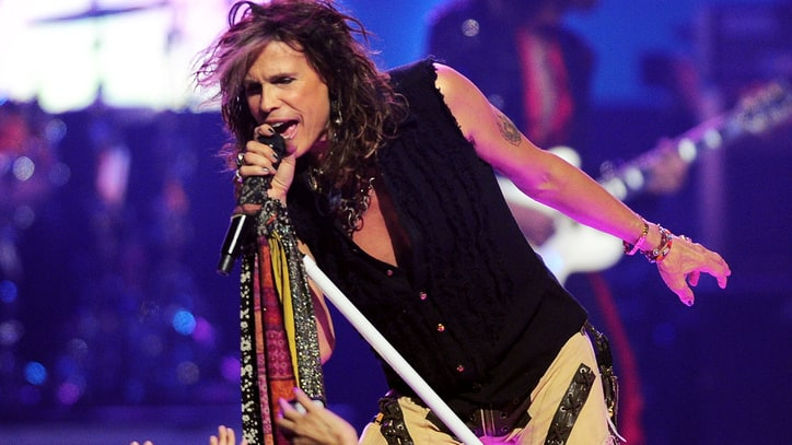 Review: Aerosmith's Steven Tyler Plays It Safe on Nashville Debut
