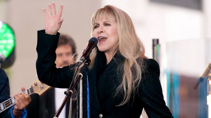 Hear Stevie Nicks' Soft New Song 'Your Hand I Will Never Let It Go'