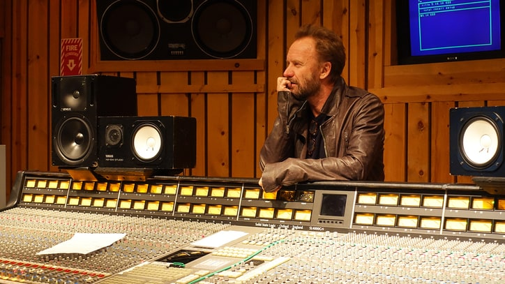 Inside Sting's First Rock Album in Decades