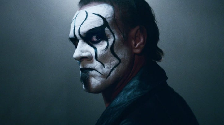 See Wrestling Legend Sting as Dallas Cowboys' New 'Intimidation Coach'