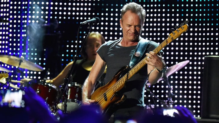 Sting Sets Extensive '57th and 9th' North American Tour