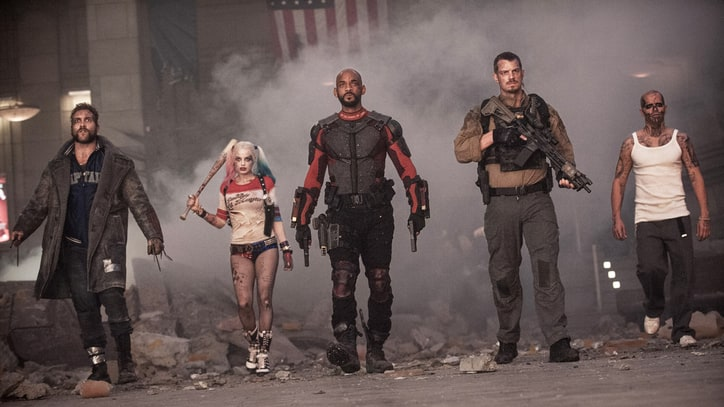 'Suicide Squad' Review: DC Bad Guys' Movie Is Anything but Super