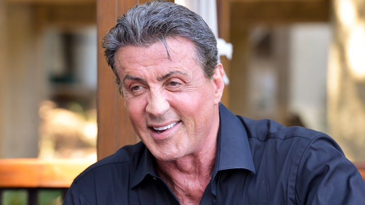 Sylvester Stallone Would Work With U.S. Veterans Under Trump