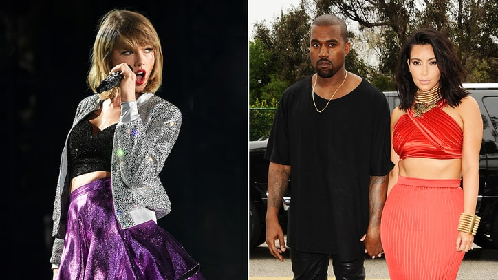 Can Taylor Swift Sue Kanye West, Kim Kardashian Over Leaked Convo?