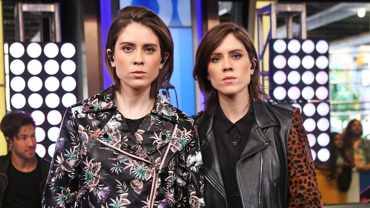 Tegan and Sara Launch New Foundation for LGBTQ Girls and Women