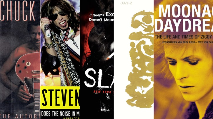 The 25 Greatest Rock Memoirs of All Time