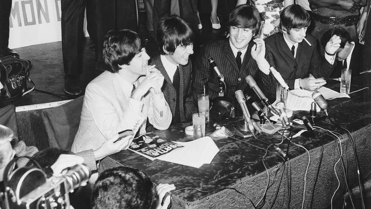Beatles Announce New 'Live at the Hollywood Bowl' Album