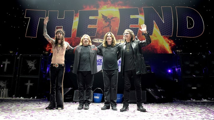 Black Sabbath Reflect on 'The End': 'It Was So Weird Saying Goodbye'
