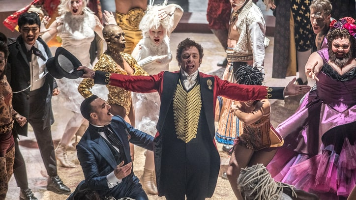 Watch Hugh Jackman Launch Circus in 'The Greatest Showman' Trailer
