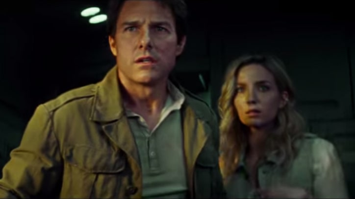Watch Tom Cruise Awaken the Dead in New 'The Mummy' Trailer