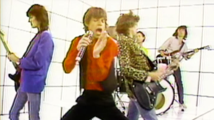 Flashback: Rolling Stones Say 'She's So Cold' in Pre-MTV Video