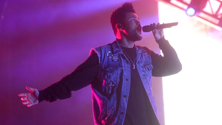 The Weeknd Provides Shot of Adrenaline to Close Out Bonnaroo 2017