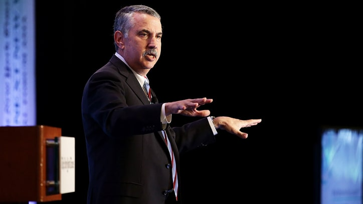 Thomas Friedman Goes to the Wall