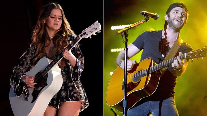 Thomas Rhett, Maren Morris Ready New Duet 'Craving You'
