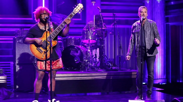 See Thundercat, Michael McDonald's Simmering Funk Opus on 'Fallon'