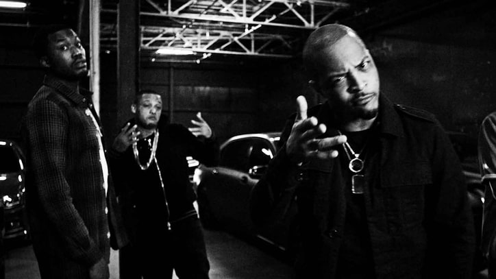 See T.I.'s Harrowing 'Black Man' Video With Meek Mill, Quavo