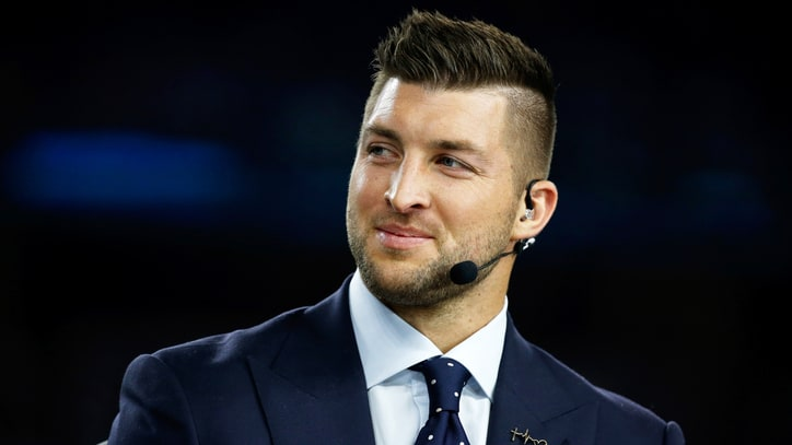 Tim Tebow on Football Future, Feeling 'So Blessed'