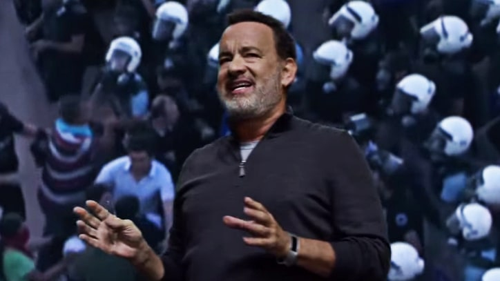 Watch Tom Hanks Unleash Tech Dystopia in 'The Circle' Trailer