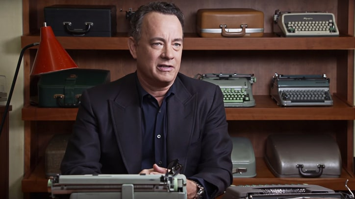 See Tom Hanks, John Mayer in 'California Typewriter' Documentary Trailer