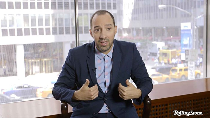 Watch Tony Hale Talk Cracking Up on 'Arrested Development,' 'Veep'