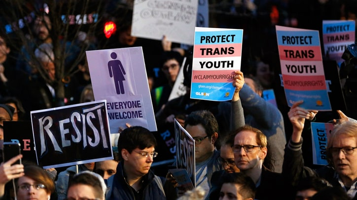 Supreme Court Sends Back Landmark Case on Transgender Rights