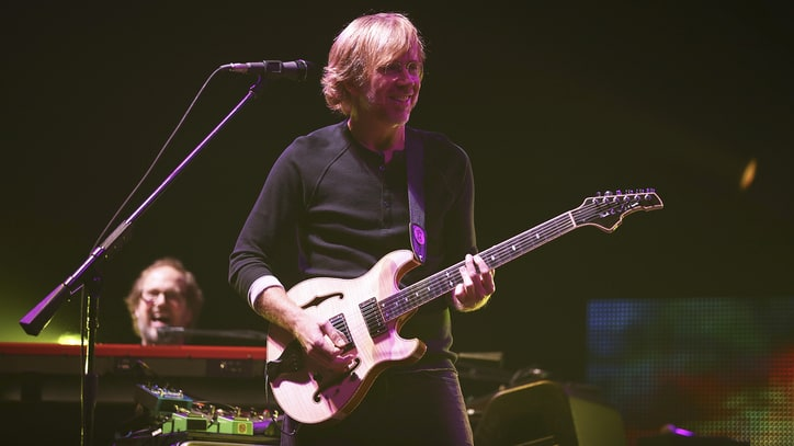 See Trey Anastasio Honor Gregg Allman With 'Midnight Rider' Cover