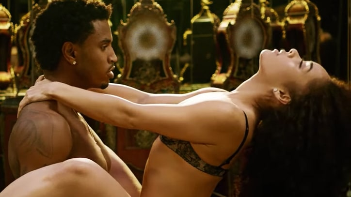 Trey Songz Gets Raunchy in 'She Lovin It' Video