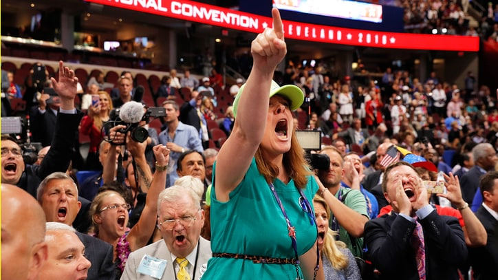 'Never Trump' Republicans on Being Ignored Amid RNC Chaos