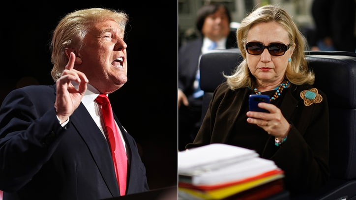 Trump Asks Russia to Find Hillary Clinton's Deleted Emails