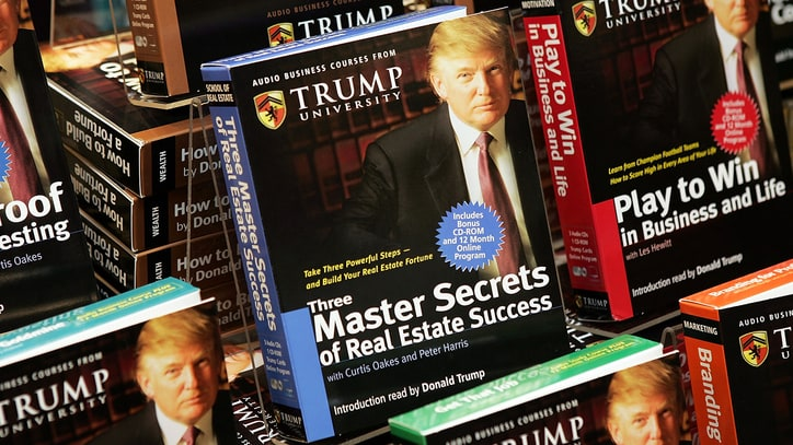 Donald Trump Settles Trump University Lawsuits for $25 Million