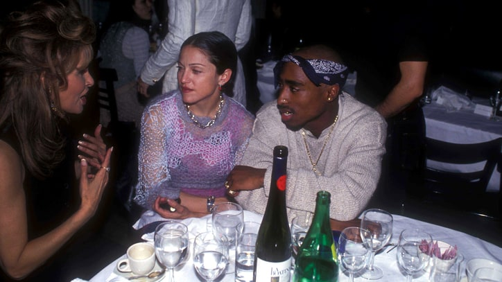 Rare Tupac Shakur Letter to Ex-Girlfriend Madonna Heads to Auction