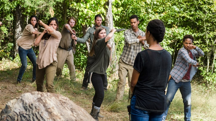 'The Walking Dead' Recap: Over the Hill