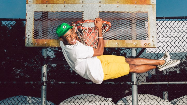 Watch Tyler, the Creator's All-Star 'Cherry Bomb' Documentary