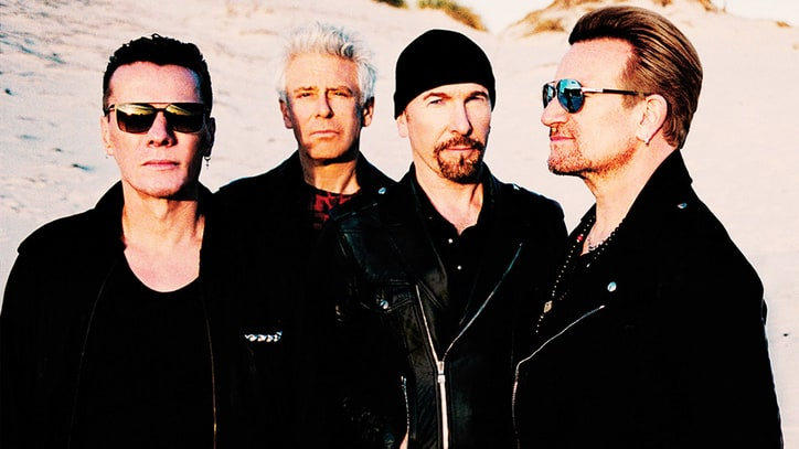 Listen to 'Rolling Stone Music Now' Podcast: The Edge on U2's Joshua Tree Tour