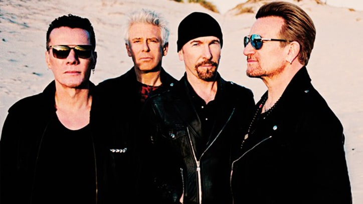 U2 Detail 'The Joshua Tree' Summer Tour