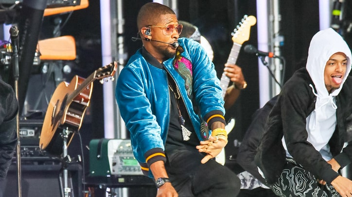 Watch Usher Throw Global 'No Limit' Dance Party on 'Kimmel'