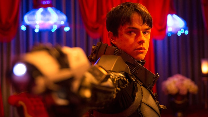 Valerian: See Riveting New Trailer for Luc Besson's Sci-Fi Thriller With Cara Delevingne