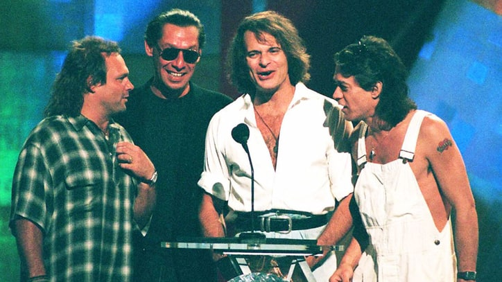 Flashback: Van Halen Meltdown Onstage at 1996 VMAs