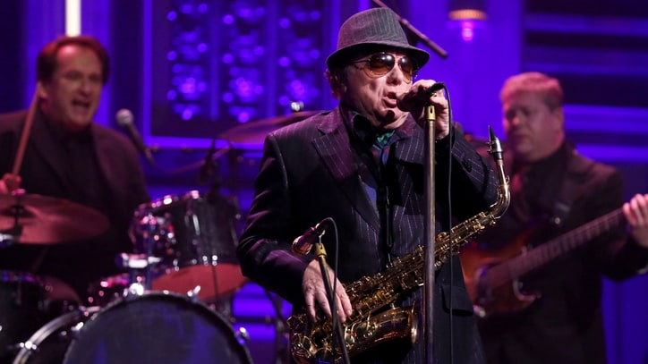 Watch Van Morrison Breeze Through Wistful 'Every Time I See a River' Video