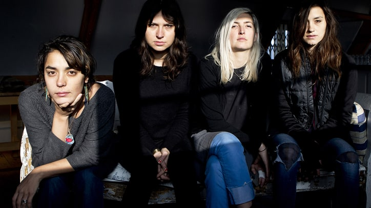 Hear Warpaint Preview LP With Seductive 'New Song'